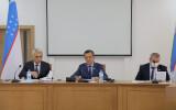 Заседание рабочей группы по совершенствованию действующего законодательства Республики Узбекистан в социально-экономической сфере