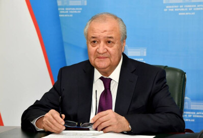 Speech by the Minister of Foreign Affairs of the Republic of Uzbekistan Abdulaziz Kamilov at the event on the occasion of UN Day