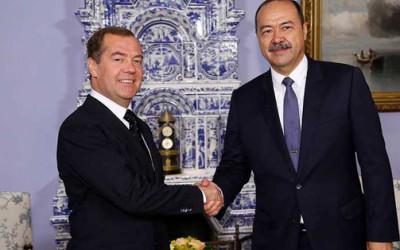 Узбекистан и Россия нацелены на совместную работу в экономической и политической сферах