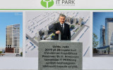 New construction phase launched at a technology park in Tashkent
