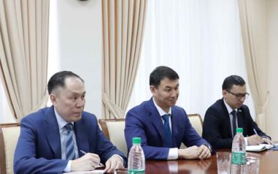 О встрече с Послом Казахстана в Узбекистане