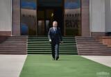 Президент Москвага жўнаб кетди