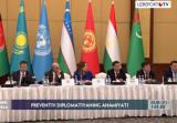 В Ташкенте прошла встреча по превентивной дипломатии