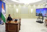Узбекско-индийский саммит на высшем уровне укрепил динамику развития стратегического партнёрства двух стран в новых условиях