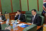Toshkent Xalqaro Vestminster universitetida davra suhbati bo'lib o'tdi