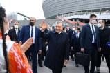 Президент принял участие в праздничном сайиле