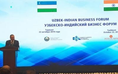 Создан индийско-узбекский форум бизнеса и предпринимательства