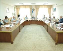 О встрече членов редакционной коллегии Международного журнала «Экономика Центральной Азии»