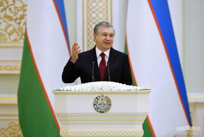Shavkat Mirziyoyev: Armiya faqat qurol va aslaha bilan emas, ona Vatan uchun jonini ayamaydigan harbiylar bilan qudratlidir