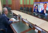 Переговоры со спецпредставителем Японии по Афганистану