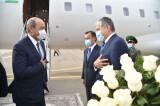 Премьер-министр Республики Узбекистан Абдулла Арипов прибыл в Душанбе