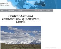 Взгляд из Латвии: Инициатива Президента Узбекистана о создании под эгидой ООН Регионального центра по развитию транспортно-логистических связей способствует развитию транспортных и экономических коридоров между Европой и Азией