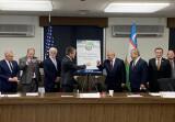 Формат ежегодных узбекско-американских политических консультаций преобразован в Диалог стратегического партнерства