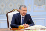 Президент Узбекистана принял Премьер-министра Таджикистана
