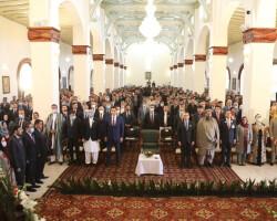 Правительственная делегация Узбекистана приняла участие в праздновании Дня узбекского языка в Афганистане