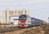 Китай наращивает товарообмен с Европой и Центральной Азией по железной дороге