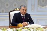 Президент Узбекистана принял делегацию Саудовской Аравии