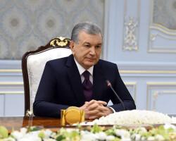 O'zbekiston Prezidenti Saudiya Arabistonining delegatsiyasini qabul qildi