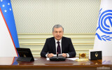 President of Uzbekistan addresses ECO Summit