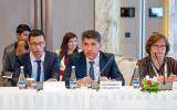 Первый заместитель директора ИСМИ Акрамжон Неъматов: Узбекистан имеет все перспективы стать эффективным транзитным центром региона