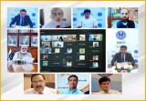 Международная онлайн-конференция стратегических исследовательских институтов Узбекистана и Пакистана по ситуации в Афганистане