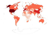 О ситуации вокруг распространения коронавируса в мире