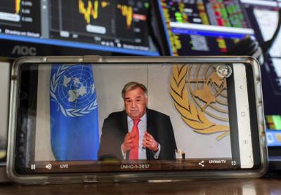 В ООН представили план, который поможет победить вирус и сделать человечество сильнее