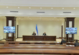 Первое организационное заседание Республиканского совета по работе с международными рейтингами и индексами