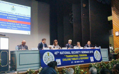 Experts of ISRS are participating at an international conference in India