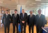 Встреча с заместителем Генерального секретаря ООН, исполнительным директором Управления ООН по наркотикам  и преступности