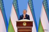 President Shavkat Mirziyoyev's speech at the Independence Day central festive event in Tashkent