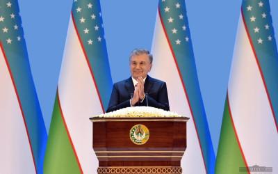 Выступление Президента Шавката Мирзиёева на торжественном собрании, посвященном 28-й годовщине государственной независимости Республики Узбекистан