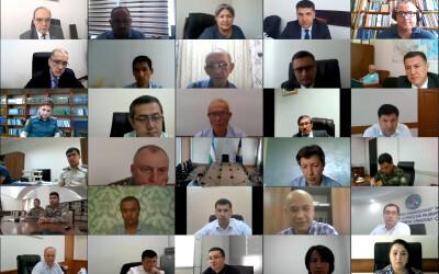 Состоялось очередное заседание Координационно-консультативного Совета при ИСМИ