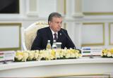 Президент Узбекистана принимает участие в Саммите ШОС