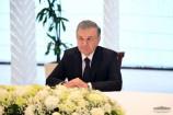 Президент встретился с губернатором префектуры Аичи