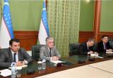 Состоялись узбекско-туркменские политико-экономические консультации