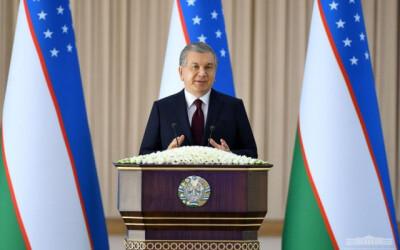 Президент Республики Узбекистан принял зарубежных послов