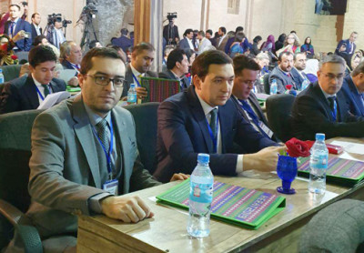The Head of the ISRS Department participated in the international conference