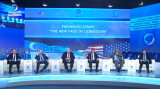 Халқаро Пресс-клубда бўлиб ўтган анжумандан интервью
