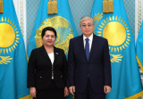 Узбекистан-Казахстан: расширяются межпарламентские связи