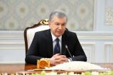 Президент Узбекистана встретился с международными консультантами