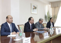 Meeting with Polish experts