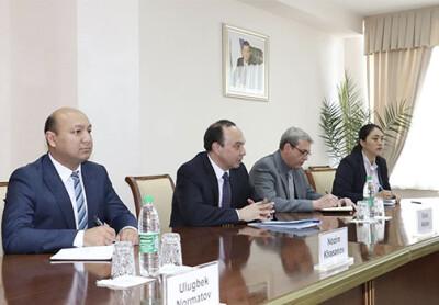 Polshalik ekspertlar bilan uchrashuv bo'lib o'tdi