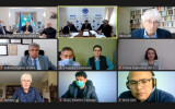 Uzbekistan, EU experts discuss preparation of the UN General Assembly draft special resolution