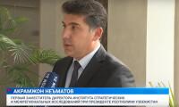 Интервью первого заместителя директора ИСМИ А.Неъматова телеканалу «Узбекистан 24»