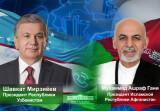 Лидеры Узбекистана и Афганистана провели телефонный разговор