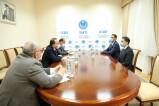 ISRS, Saudi Arabian experts discuss cooperation areas