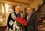 Американскому другу Узбекистана доктору Фредерику Старру исполнилось 80 лет