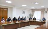 Встреча Владимира Норова с коллективом ИСМИ в канун нового года