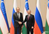 Ўзбекистон Президенти Россия ташқи ишлар вазирини қабул қилди